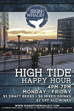 High Tide Special Happy Hour